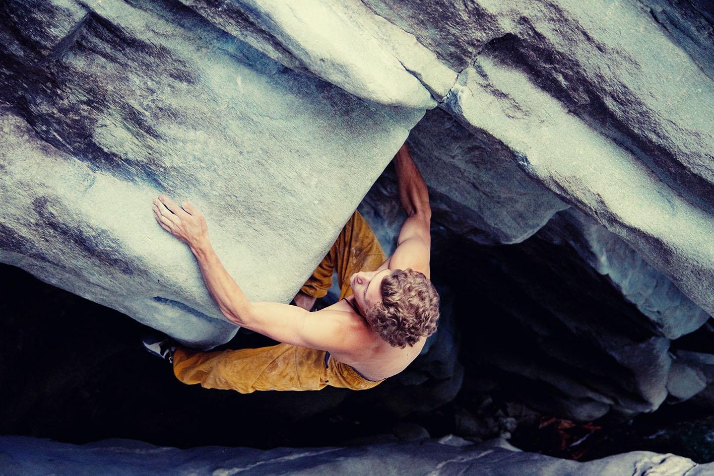 bei kletterspezifischen Beschwerden