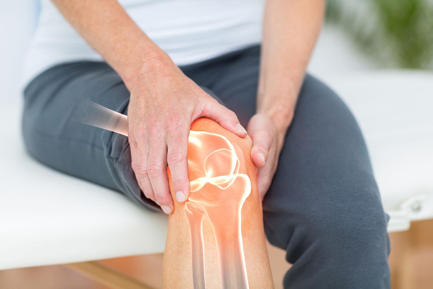 bei orthopädischen Beschwerden
